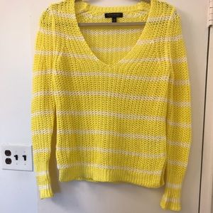 Cozy Yellow light Sweater